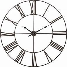 Horloge Murale Factory 120cm Kare Design