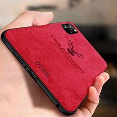 Bakeey Sport Casual Shockproof Protective by Bakeey Deer Canvas Cloth Shockproof Protective For