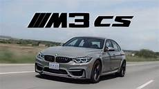 2018 Bmw M3 Cs Review The Best M3