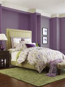 lila schlafzimmer inspirierende lila und olivgr 252 n schlafzimmer foto