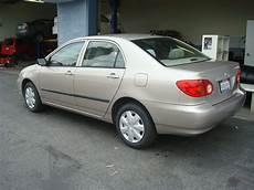 toyota corolla 2003 2003 toyota corolla ce gold t tak auto service