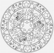 weihnachten ausmalbilder mandala bilder19