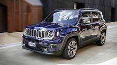 Jeep Renegade Limited - 2019 jeep renegade limited exterior interior driving