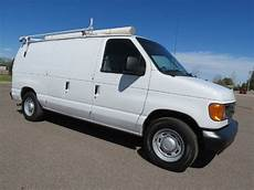 manual cars for sale 2006 ford e250 interior lighting find used 2006 ford e150 cargo van 1 company owned tons of service records w racks 4 6 v8 in