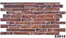 1 Pvc Dekorplatte Steindekor Wandverkleidung Platten Wand