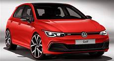 New Volkswagen Golf Gti Mk8 Premiering At Geneva Motor