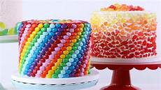 Kuchen Verzieren Ideen - 15 of the most beautiful cake decorating ideas