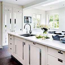 kitchen design ideas set setting up classic white kitchen 15 refined kitchen