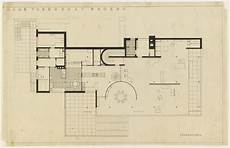 mies van der rohe house plans lower plan tugendhat house by ludwig mies van der rohe