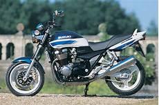 Suzuki Used by Used Test Suzuki Gsx1400 Visordown