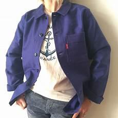 Vetement De Travail Lafont Work Jacket In Moleskin Cotton