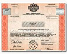 Harley Davidson Certification by One Real Of Harley Davidson Stock In 2 Minutes
