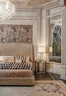 luminaire de chambre d 233 co int 233 rieur style chambre 224 coucher lit n 233 oclassique miroir luminaire design deco en