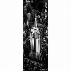 calendrier 2020 new york