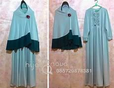 Model Busana Muslim 2019 Bahan Baju Gamis Oki Setiana Dewi