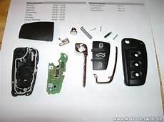 Audi A4 Schlüssel Anlernen - b7 schluessel fast komplett zerlegt schl 252 ssel vom neuen