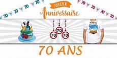 d 233 coration anniversaire 70 ans tralala f 234 tes fr