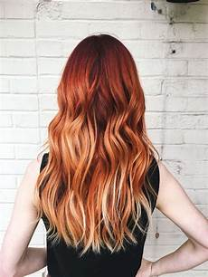 2 Brown Roots Auburn Base Strawberry Tips