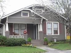 bungalow exterior house paint color combinations 1920s