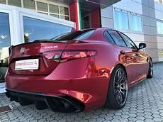 Alfa Romeo Giulia Quadrifoglio Il Tuning Firmato Romeo