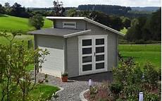 gartenhaus modern grau gartenhaus mit pultdach diese modelle machen neidisch