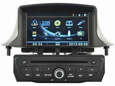 autoradio pour clio 3 autoradio gps renault megane 3 de 2008 224 2011 gps dvd