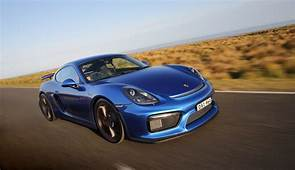 Porsche Cayman GT4 Review  Track Test Photos CarAdvice