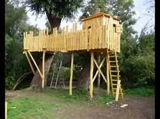 baumhaus bauen anleitung houtwerken spielger 228 te baut ein ritterburg baumhaus
