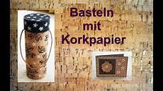 Basteln Mit Korkplatten - basteln mit korkpapier ruthvong