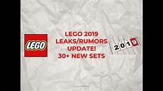 Lego 2019 Leak Update 2019 Rumors 30 New Sets