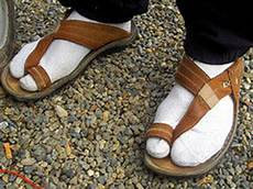 chaussette pour tong tongs homme birkenstock medina mocca dealabs