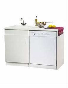 combine evier lave vaisselle meuble de sous 233 vier option lave vaisselle 120 x 60