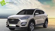Hyundai Tucson White Sand Metallic Top Ausstattung Eu