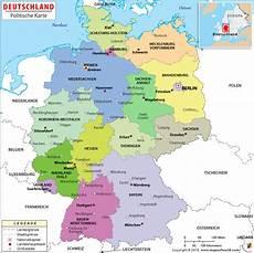 Westlicher Teil Dänemarks - deutschlandkarte karte und routenplaner aller bundesl 228 nder