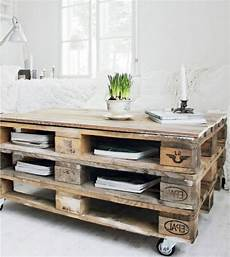 Table Basse Palette Tuto