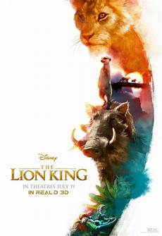 the lion king 2019 poster 14 trailer addict