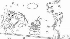 zoes zauberschrank ausmalbilder kinder zeichnen und ausmalen