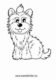 Malvorlage Liegender Hund Ausmalbilder Terrier Hunde Malvorlagen