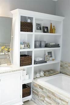 kleines badezimmer stauraum mehr stauraum im badezimmer schlaue und praktische