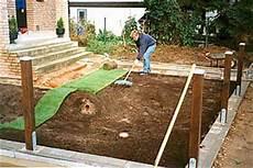 Regenwasserversickerung Im Garten - bewirtschaftungsarten