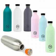 leichte edelstahl trinkflasche 1l 24bottles greenpicks