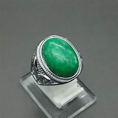 cincin batu giok asli pusaka dunia
