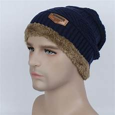 song ting kupluk wool winter beanie hat dark blue
