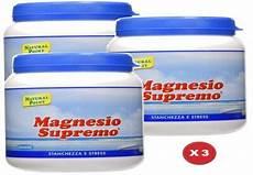 controindicazioni magnesio supremo magnesio supremo benefici controindicazioni e posologia