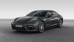 2018 Porsche Panamera  Top Speed