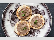 easy chicken liver and brandy pate_image