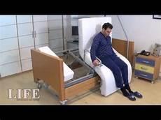 letto disabili letto rotante rolling con alzata assistita per