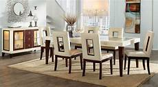 Rooms To Go Dining Rooms affordable contemporary dining room table sets with chairs