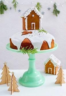 Zuckerguss Für Lebkuchenhaus - winterwonderland kuchen mit lebkuchenhaus rezept