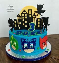the bake more pj mask cake